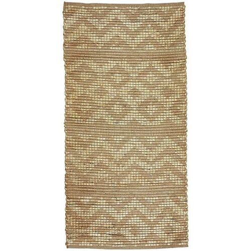 liv interior Jute- Und Hanfteppich Teppich Oioi beige 70x140cm
