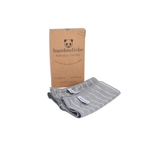 bambusliebe Bambus Putztücher / Reinigungstücher Für Küche & Bad bambus