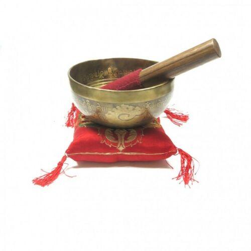 Just Be Klangschale Tibet - Yoga  16 cm