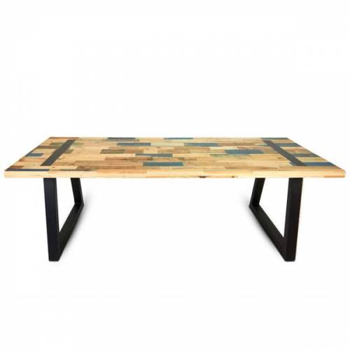 Tolhuijs Design Tisch Able Palletten Holz Upcycling  180x90