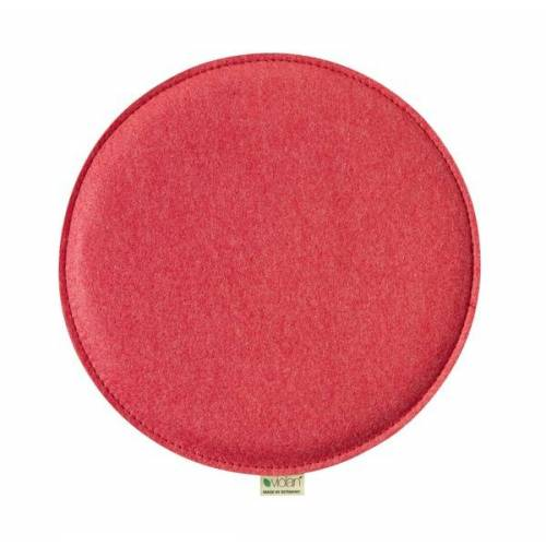 Metz Stylische Sitzkissen Violan Circle 39 Cm pink