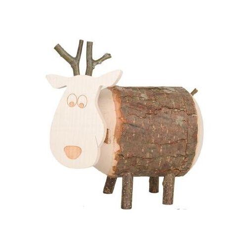 Dolfi Sparschwein Aus Holz