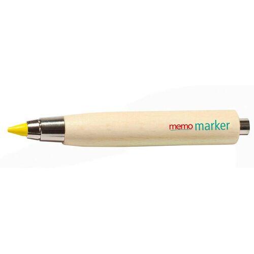 """Memo Textmarker """"Memo Marker"""" gelb"""