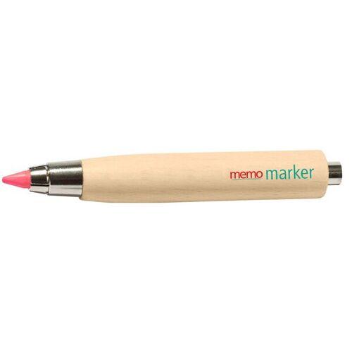 "Memo Textmarker ""Memo Marker"" pink"