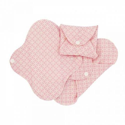 Imse Vimse Slipeinlagen Pink Halo pink