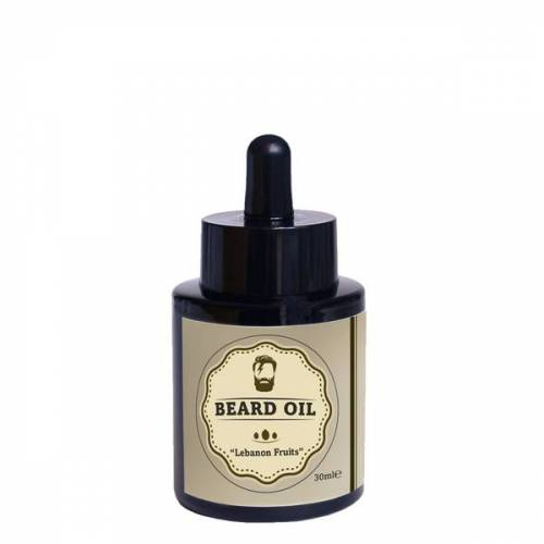 EnergyBalance Beard Oil Bio Bart- Und Schnurrbartöl Lebanon Fruits
