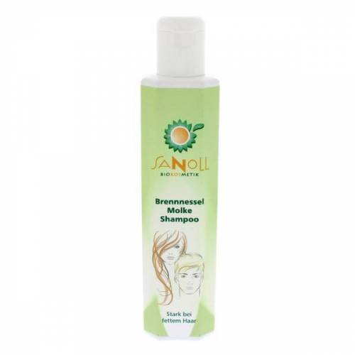 Sanoll Biokosmetik Brennnessel Molke Shampoo Von Sanoll Biokosmetik