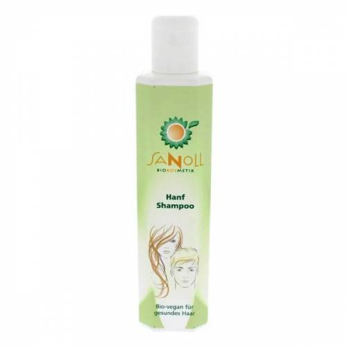 Sanoll Biokosmetik Hanf Shampoo Von Sanoll Biokosmetik