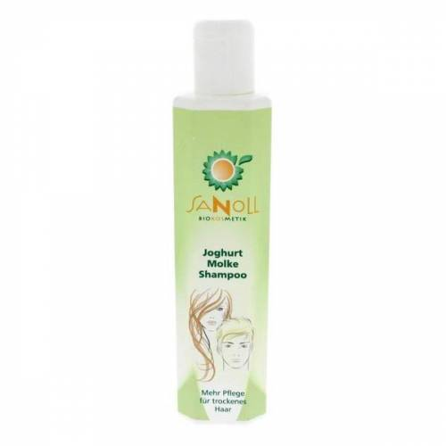 Sanoll Biokosmetik Joghurt Molke Shampoo Von Sanoll Biokosmetik