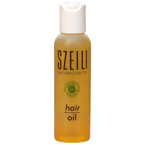 SZEILI Naturkosmetik Hair Oil Natürliches Bio-haaröl Von Szeili Naturkosmetik