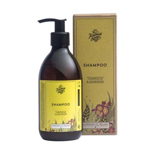 The Handmade Soap Company Shampoo Zitronengras Und Zedernholz 300ml