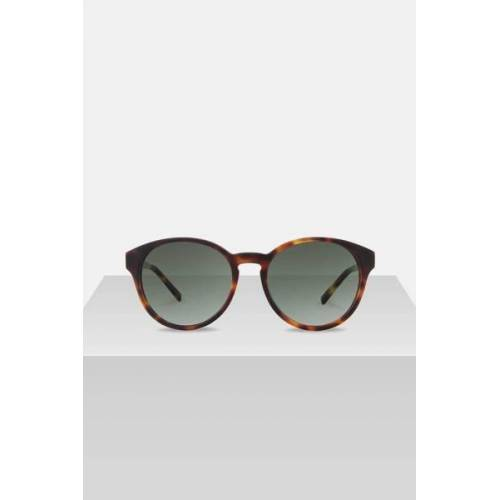 Kerbholz Sonnenbrille Aus Holz 'Leopold' braun