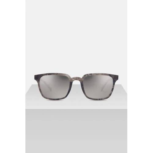 Kerbholz Sonnenbrille Aus Holz 'Theodor' grau