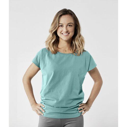 Lotuscrafts Organic Yoga Shirt grün XS