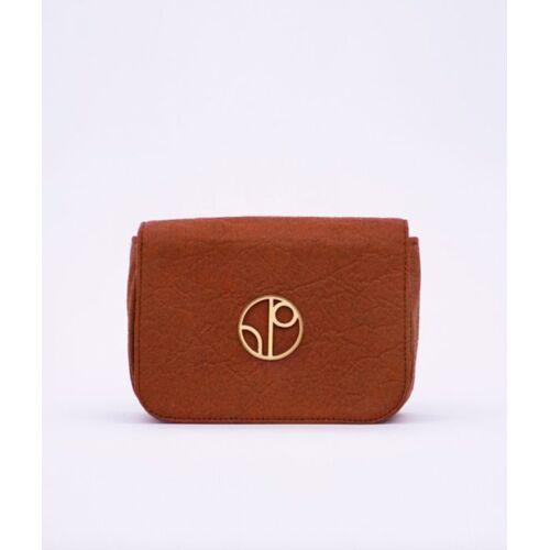 1 People Riementasche - New York Jfk - Piñatex® Belt Bag brown