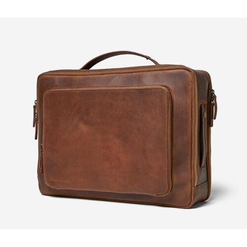 "RARE.COMMON 3in1 Business- & Laptoptasche ""The Allrounder""   Braun braun"