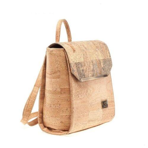 Montado © Veganer Kork-rucksack Damen 30 x 30 x 13 Cm Kork Korkleder