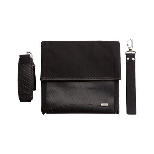 SAPU Taylor Vegane Umschlagtasche Mit Abnehmbaren Gurten  b 24cm x h 30cm x d 6cm