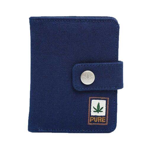 Pure Handliche Geldbörse blue