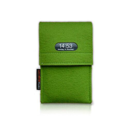 nettedinge Chargecase Handyladetasche grün XL