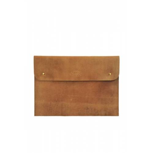O MY BAG Laptoptasche - Laptop Sleeve 13'' braun (eco camel)