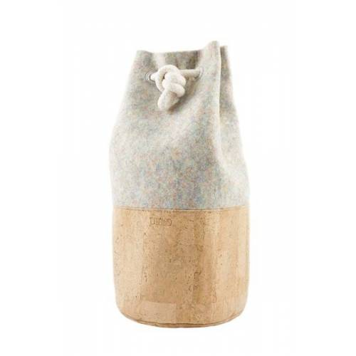 UlStO Rubra Seesack Rucksack konfetti beige