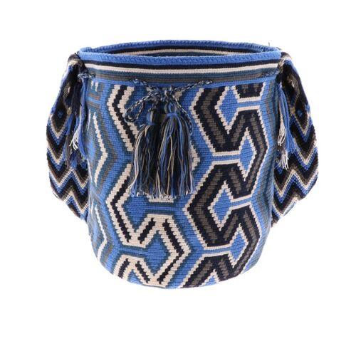 MoreThanHip Mochila Wayuuu Tasche - Einzigartige Sommerliche Crossbody-tasche