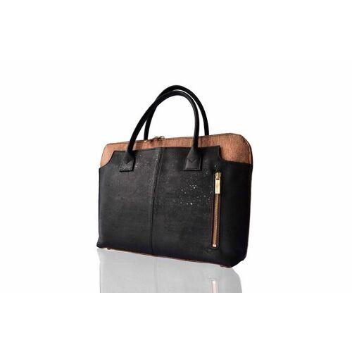 Bag Affair Savvy Kork Business-handtasche