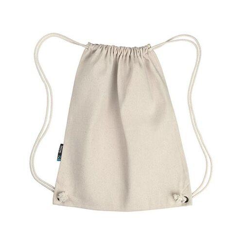 Neutral Sportbeutel Backpack Rucksack Gymbag beige