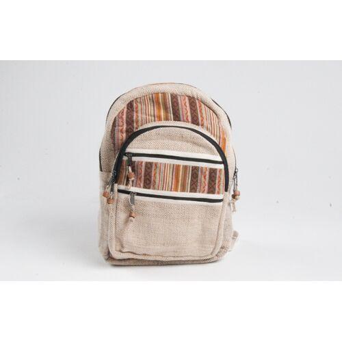 Himal Hemp Hh Großer Nepal-rucksack Aus Hanf Und Baumwolle Von Himal Hemp (Backpack Big)