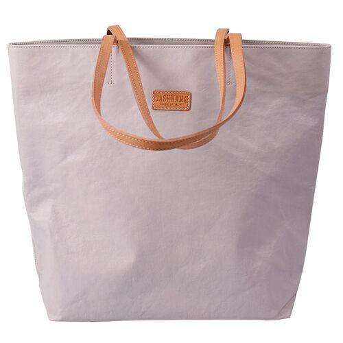 Uashmama Italienische Handtasche/shopper Tosca - Aus Zellulose cashmere