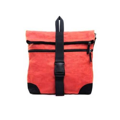 Smateria Rucksack 'Comma S' lachsrot (rot)