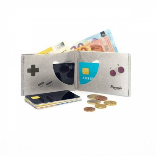 paprcuts Rfid Portemonnaie - Game Boy!