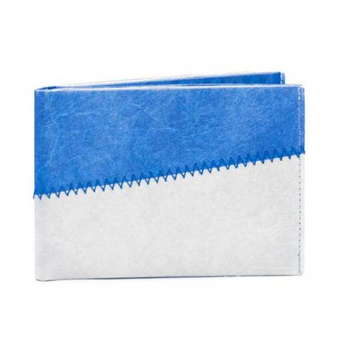 paprcuts Portemonnaie - Grau Blau blau
