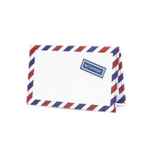 paprcuts Kartenetui - Airmail