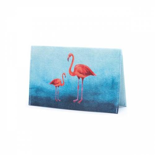 paprcuts Kartenhalter - Flamingo flamingo