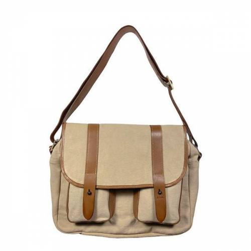 Afar Tascapane - Premium Canvas Aktentasche & Notebook Tasche