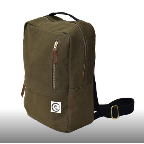 WePack Webag S - Nachhaltiger Laptop-rucksack zeitouna (oliv)