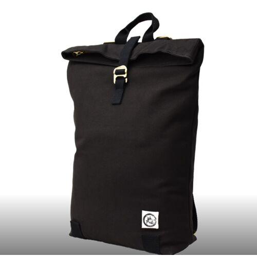 WePack Narya - Nachhaltiger Laptop-rucksack black forest (schwarz)
