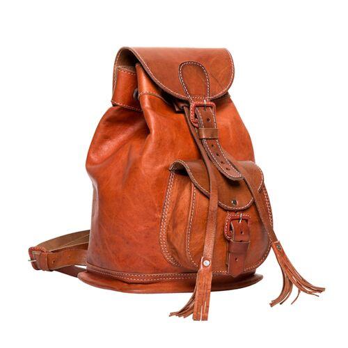 """Hecho. Lederrucksack """"Carla"""" (S) (Rucksack, Leder, Tasche, Ledertasche, Backpack)"""