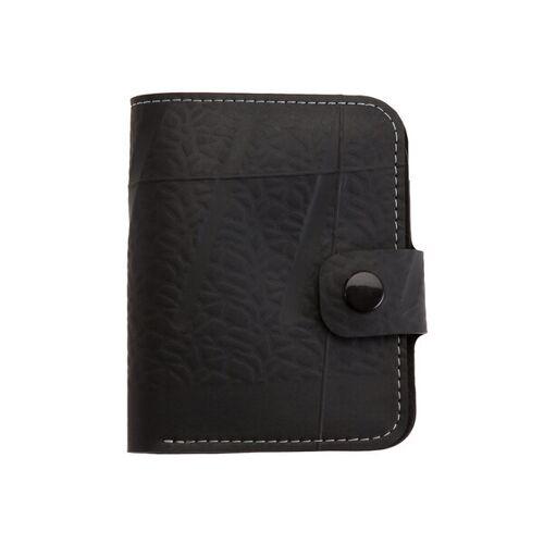 SAPU Ben Handgefertigte Geldbörse Für Männer Und Frauen grau b9.5cm x h12cm x d1cm