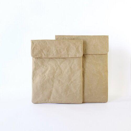 The Wren Design Natural Paper Ipad Oder Tablet Hülle beigeal tablet