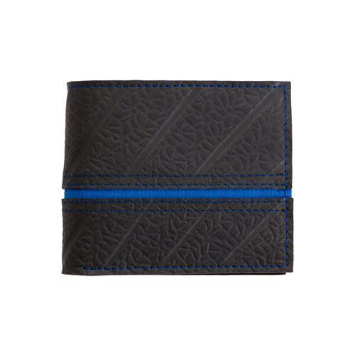 SAPU George Faltbare Geldbörse Für Männer Und Frauen blau h9.5cm x l22cm x d1cm