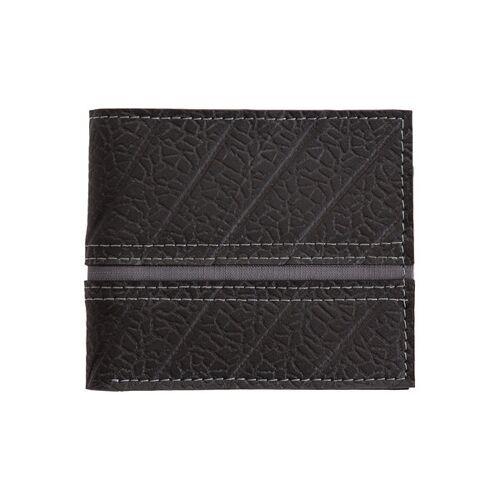 SAPU George Faltbare Geldbörse Für Männer Und Frauen grau h9.5cm x l22cm x d1cm