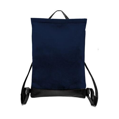 """KANCHA Laptop-rucksack """"Issikyl"""" blau"""