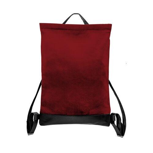 """KANCHA Laptop-rucksack """"Issikyl"""" rot"""