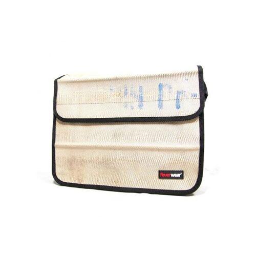 Feuerwear Scott 15 Laptoptasche weiß