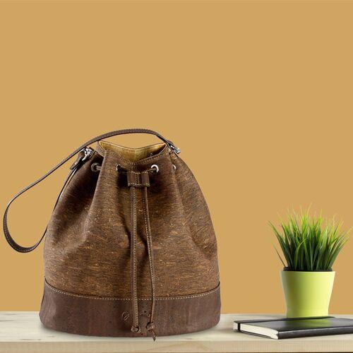 Corkor Bucket Bag Kork-tasche trunk