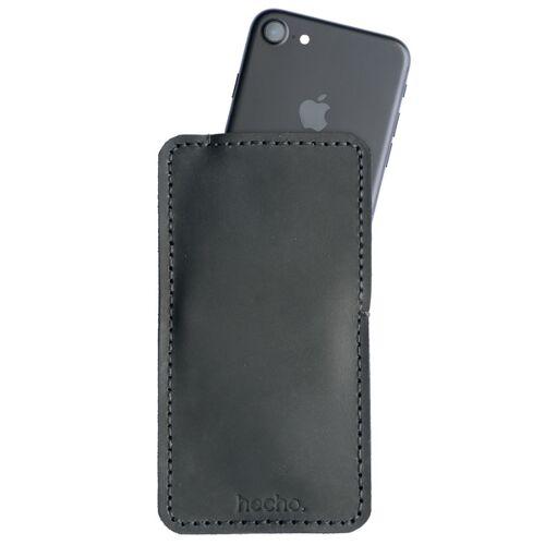 Hecho. Lederhülle Für Iphone 6s Plus, 7 Plus & 8 Plus (Tasche, Hülle)