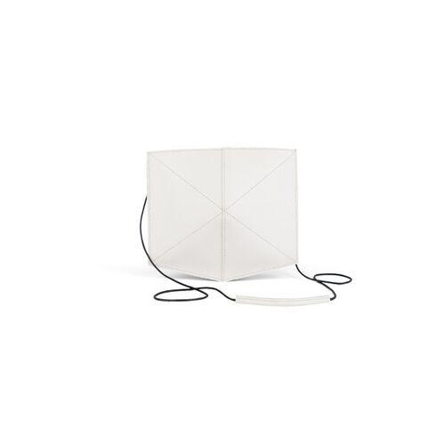 ZAND Chice Schultertasche - Mini Fold Für Damen off white